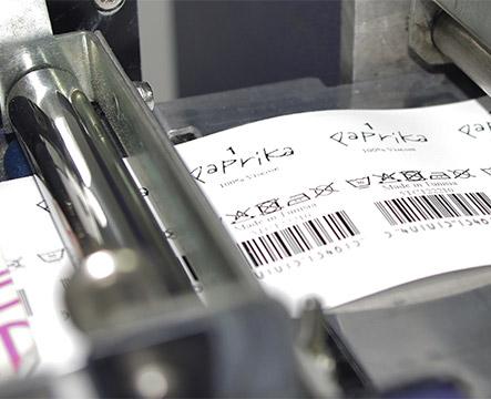 Phenix Labels étiquettes personnalisées code-barres